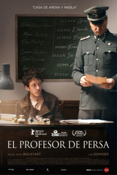 Poster El Profesor de Persa