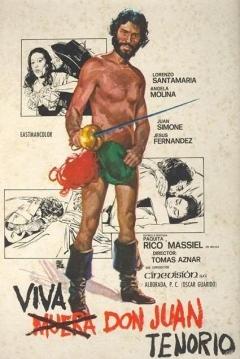 Poster Viva/Muera Don Juan Tenorio