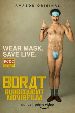 Ficha Borat: Subsequent Moviefilm