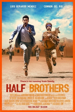 Poster Half Brothers