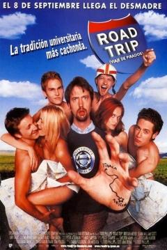 Poster Road Trip: Viaje de Pirados