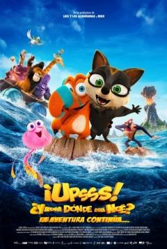 Poster ¡Upsss!: ¿Y Ahora Dónde Está Noé?