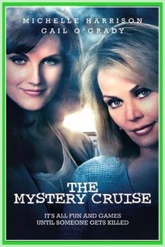 Poster El Crucero del Misterio