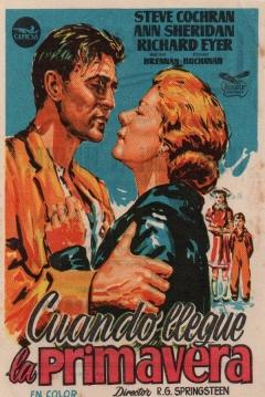 Poster Cuando Llegue la Primavera