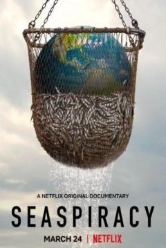 Poster Seaspiracy: La Pesca Insostenible