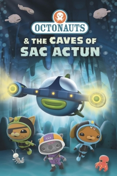 Ficha Octonauts And The Caves Of Sac Actun