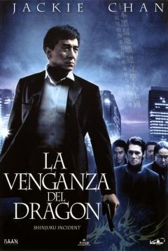 Poster La Venganza del Dragón