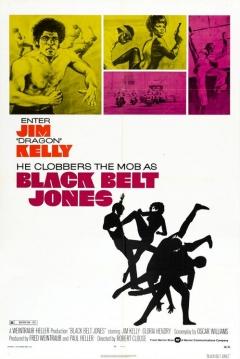Poster Cinturón Negro