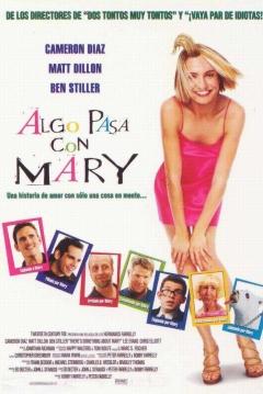 Poster Algo Pasa con Mary