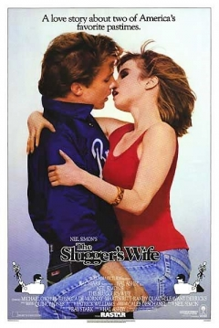 Poster The Slugger's Wife