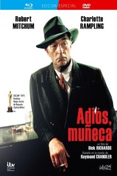 Poster Adiós, Muñeca