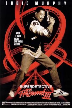 Poster Superdetective en Hollywood III