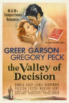 Poster El Valle del Destino