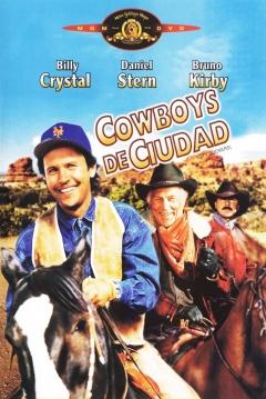 Poster Cowboys de Ciudad