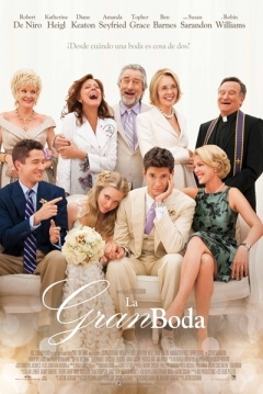 Poster La Gran Boda