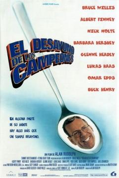 Poster El Desayuno de los Campeones