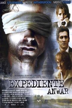 Poster Expediente Anwar