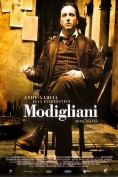 Poster Modigliani