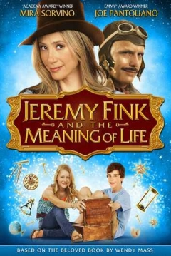 Poster Jeremy Fink and the Meaning of Life