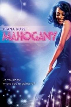 Poster Mahogany, Piel de Caoba
