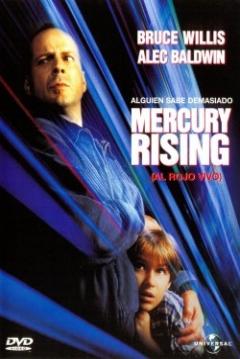Poster Mercury Rising (Al Rojo Vivo)