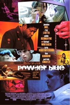 Poster Powder Blue