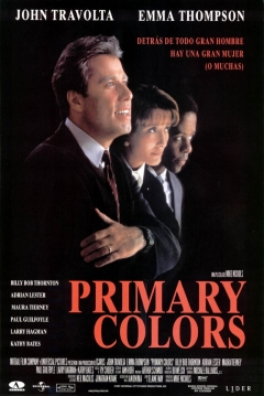 Poster Primary Colors