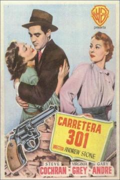 Poster Carretera 301