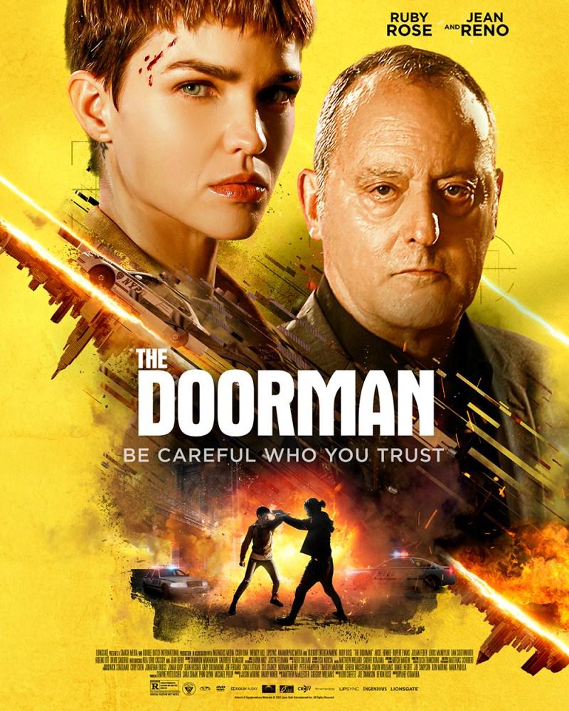 Pelicula The Doorman 2020 Abandomoviez Net