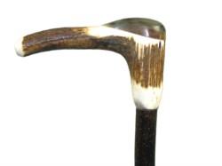 Handmade walking, hiking and wading sticks on applewood, hazel or blackthorn.