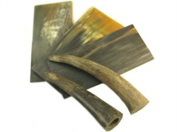 A selection of natural materials, ideal for craftspeople to utilise.