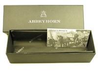 Horn Thistle End Letter Opener / Paper Knife