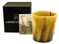 Polished Horn Whisky Tot / Beaker