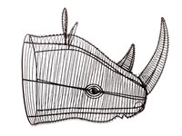 Wire Head - Rhino
