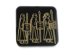 Brooch - Oxhorn - Pictish Warrior