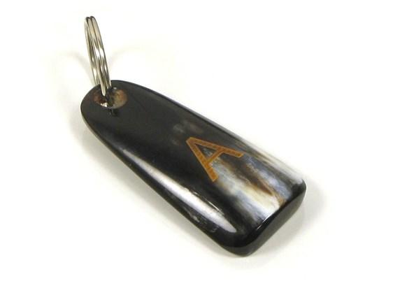 Keyring - Oxhorn - Alphabet