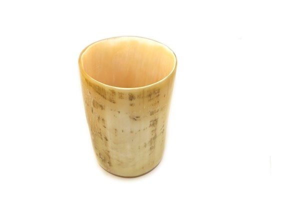 Pen Cup/Beaker - Rough Polished - Small