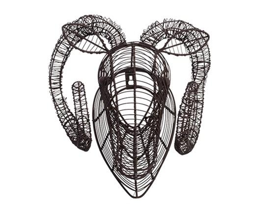 Wire Head - Sheep