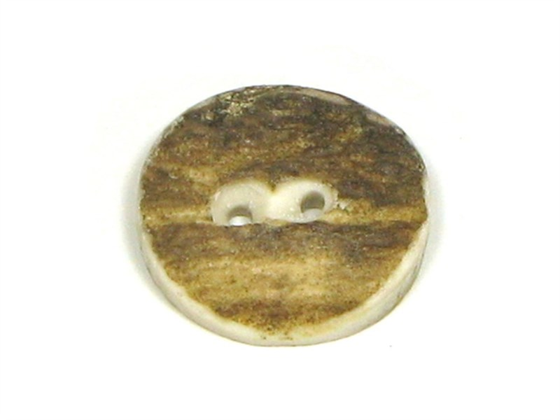 Stag Antler Button
