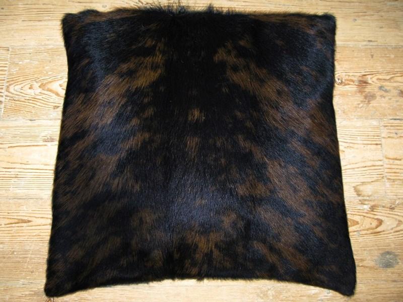 Cow Hide Cushion - Exotic
