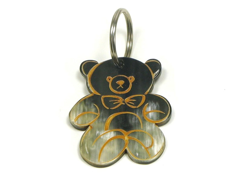 Keyring - Oxhorn - Teddy Bear