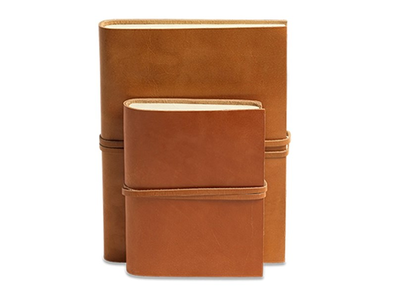 Rustic Leather Journal - A6