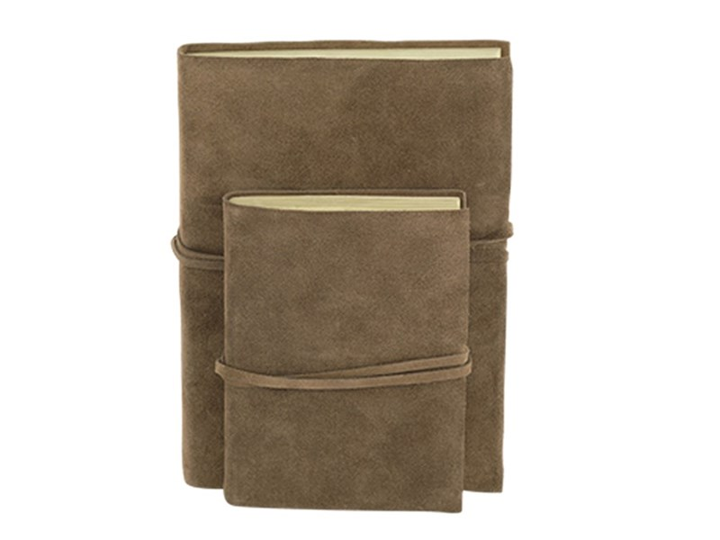 Suede Journal - A6