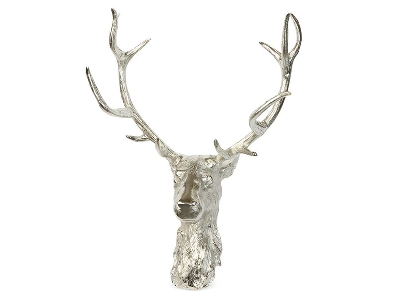 Wall Mounted Stags Head