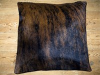 Cow Hide Cushion - Exotic
