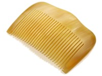Ox Horn Fine Tooth Hair Comb