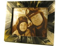 Photo Frame - Large - Sunburst