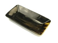 Small Rectangular Horn Tray