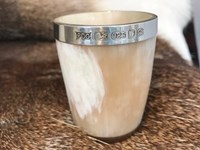 Whisky Tot - Tiny - Silver Band