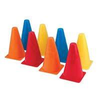 Activity Cones Set Of 8